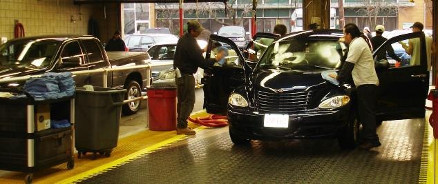 Best Car Wash In Boston S Dorchester Neighborhood Scrubadub
